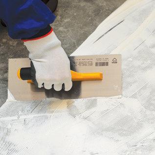 DEKOR Tegel Spaan met zachte handgreep - Open einde - 30 cm (2 mm x 3.6 mm)