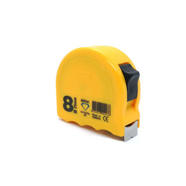 DEKOR TAPE MEASURE HARD TOUCH  8MX25MM mm