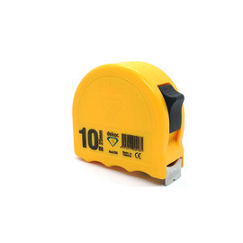 DEKOR TAPE MEASURE HARD TOUCH 10MX25MM mm