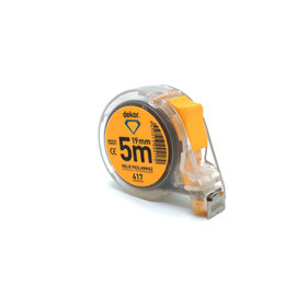 DEKOR STAINLES STEEL TAPE MEASURE HELIX MODEL 5MX19MM mm