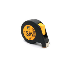 DEKOR TAPE MEASURE SOFT TOUCH HELIX MODEL 3MX16MM