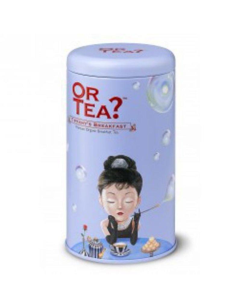 Or Tea Tiffany's Breakfast (losse thee)