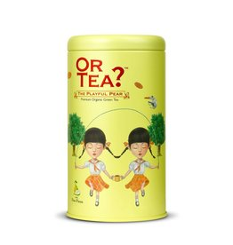 Or Tea Or Tea - The Playful Pear (canister)