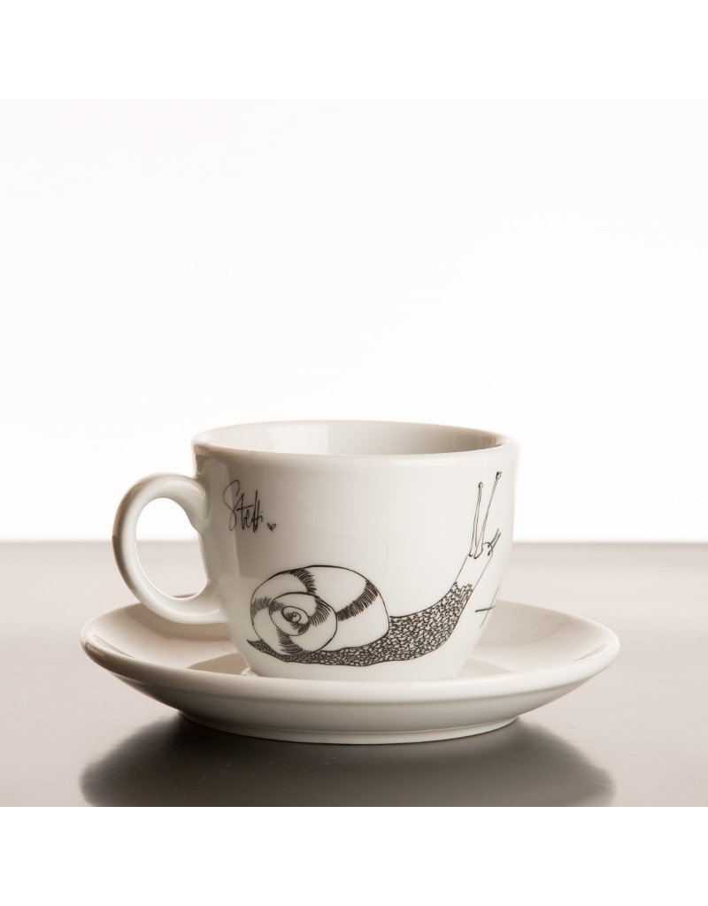 Koffie Kàn Cappuccinokop Slow Coffee
