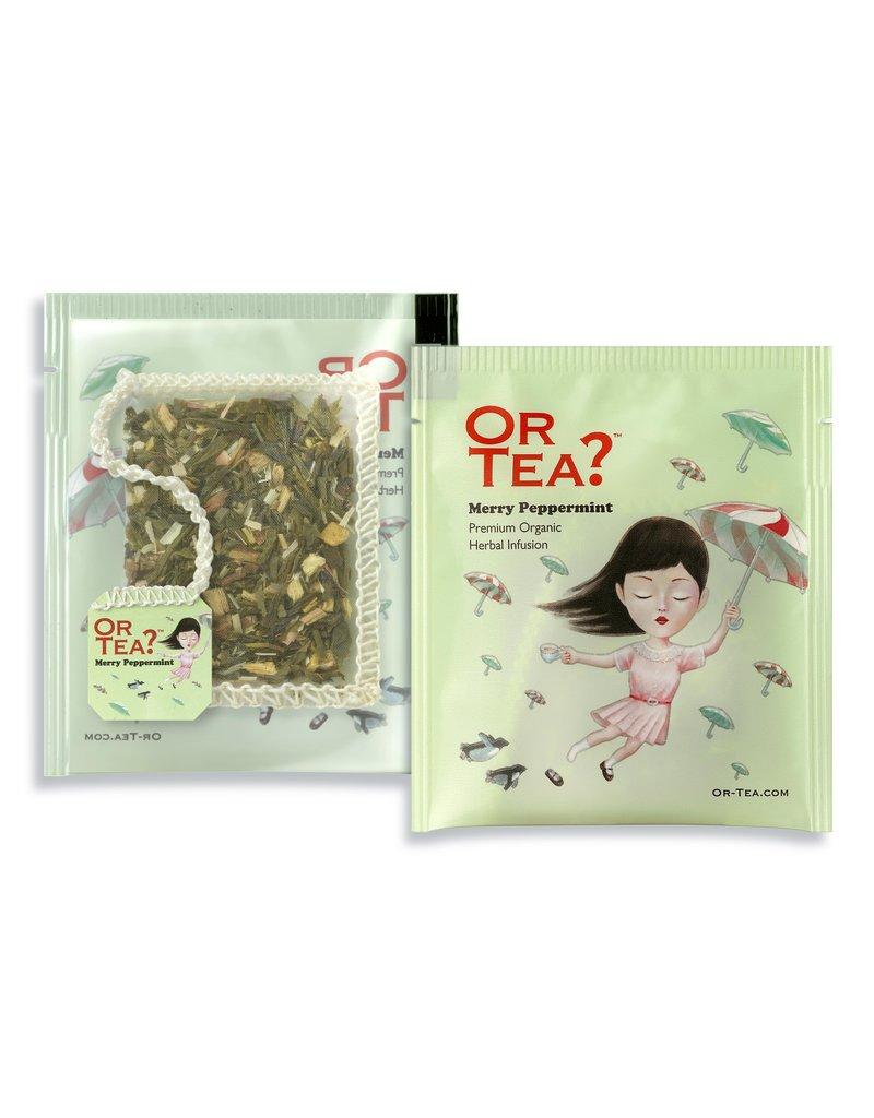Or Tea Or Tea - Merry Peppermint (sachets)