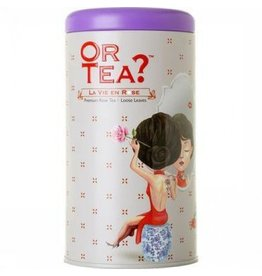 Or Tea Or Tea - La Vie en Rose (canister)
