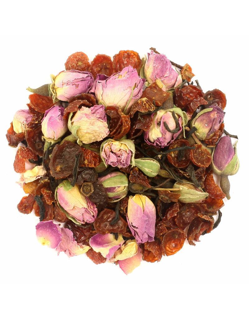 Or Tea Or Tea - La Vie en Rose (canister)
