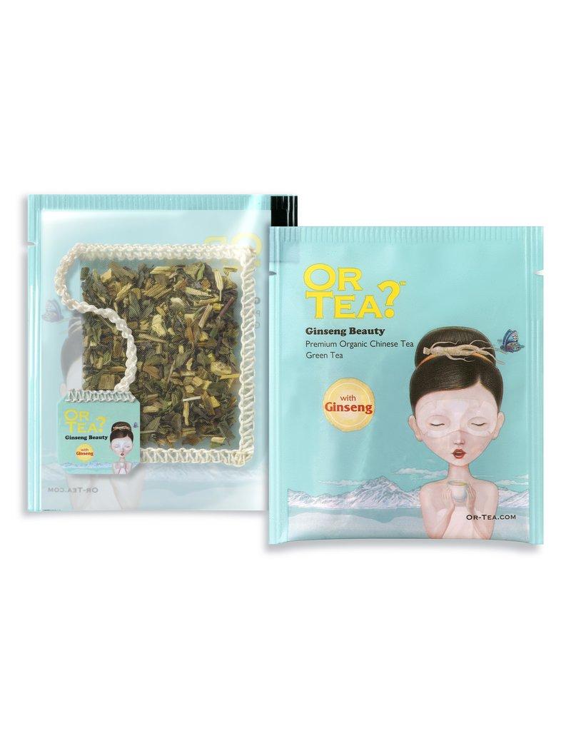 Or Tea Gingseng Beauty (bags)