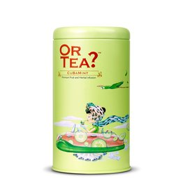Or Tea CuBaMint (canister)