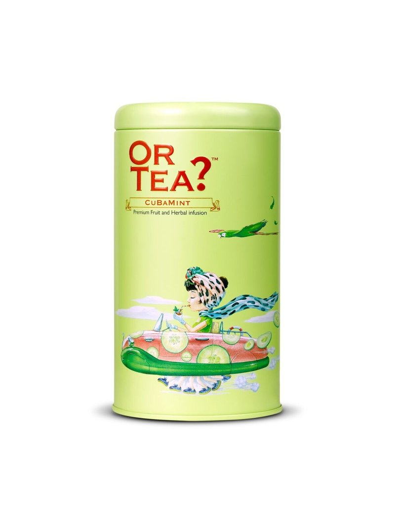 Or Tea Or Tea - CuBaMint (canister)