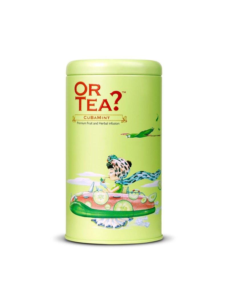 Or Tea Or Tea - CuBaMint (loose leaves)