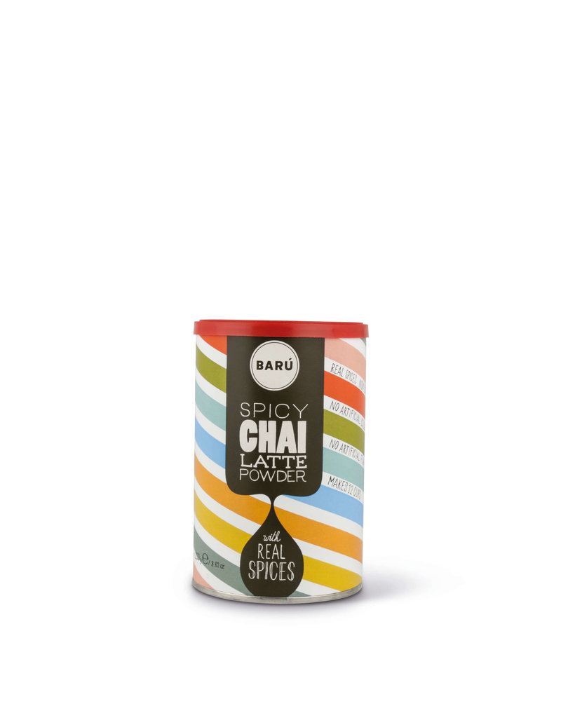 Barù Barù Spicy Chai Latte Powder