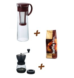Koffie Kàn Set Cold Brew + Hario Molen