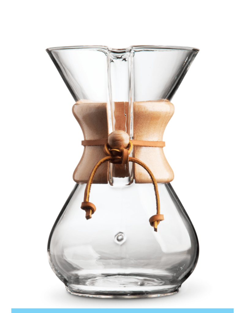 Koffie Kàn Set Chemex kan + Hario Waterkoker