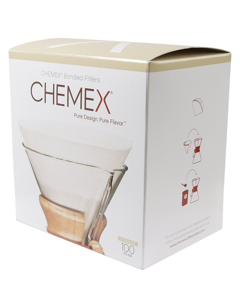 Koffie Kàn Set Chemex kan + filterpapier