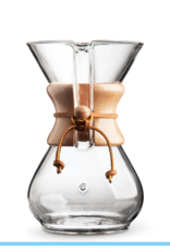 Koffie Kàn Set Chemex + filtre à café