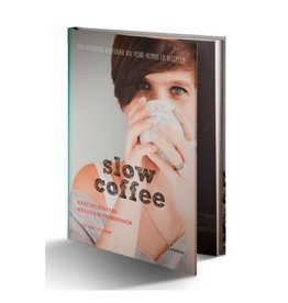 Koffie Kàn Slow Coffee Book