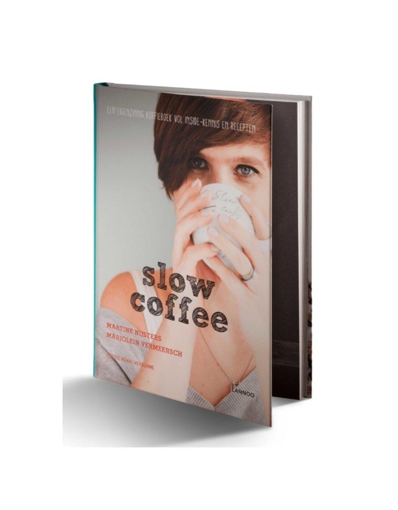 Koffie Kàn Slow Coffee Boek