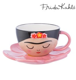 Sass&Belle Frida Kahlo cup & saucer