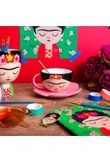Sass&Belle Frida Kahlo kop & schotel