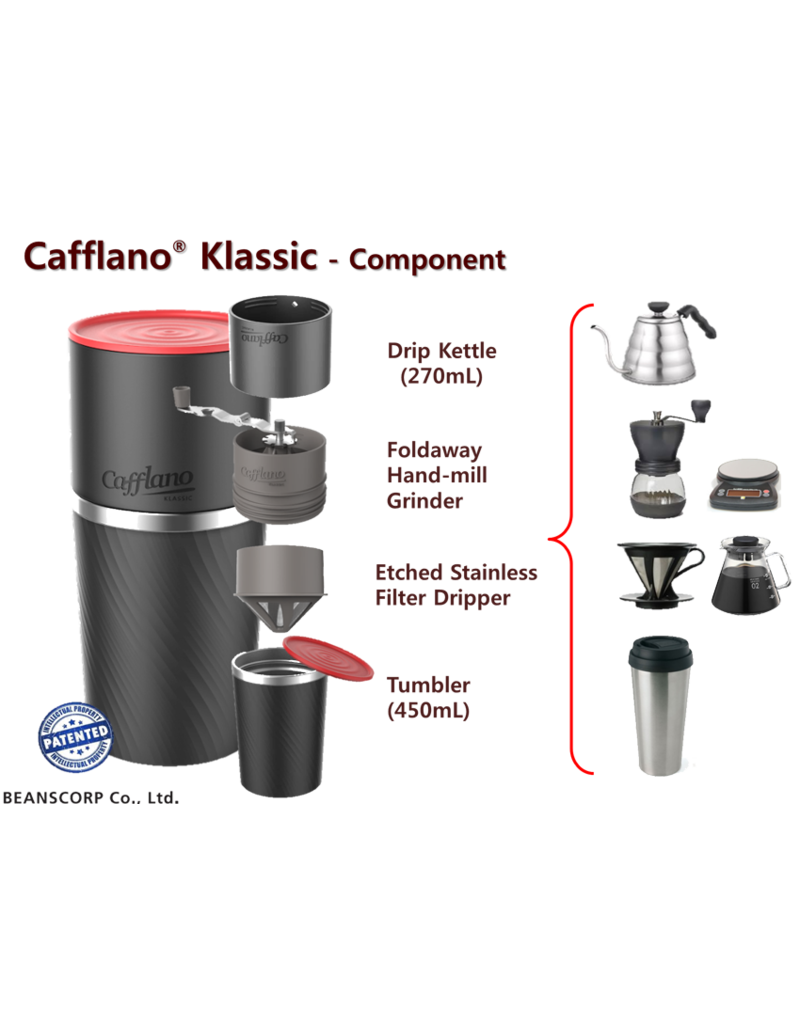 Cafflano Cafflano Klassic - all-in-one