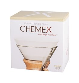 Chemex Chemex filters - voorgevouwen