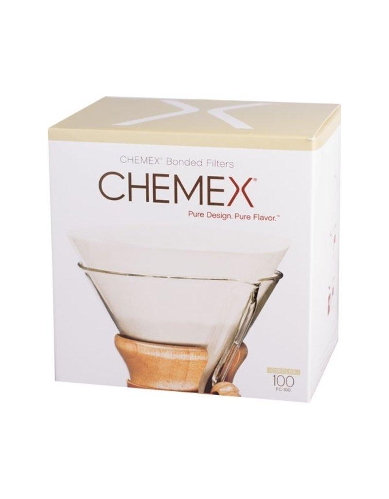Chemex Chemex Filtres - carrés et prépliés