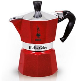 Bialetti Moka Color - 3 cups