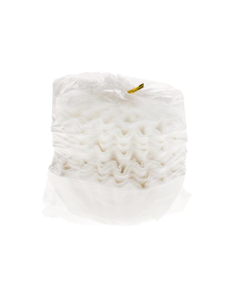 Glowbeans Korffilterpapier wit 100st