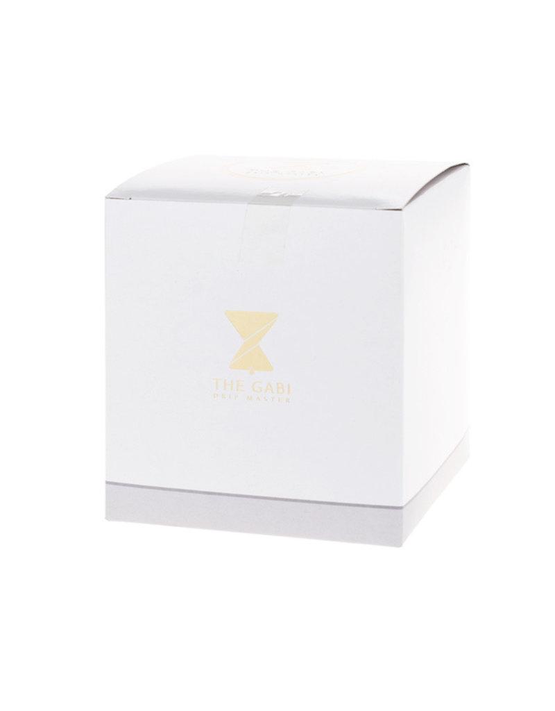 Glowbeans Papier filtre panier blanc 100pc