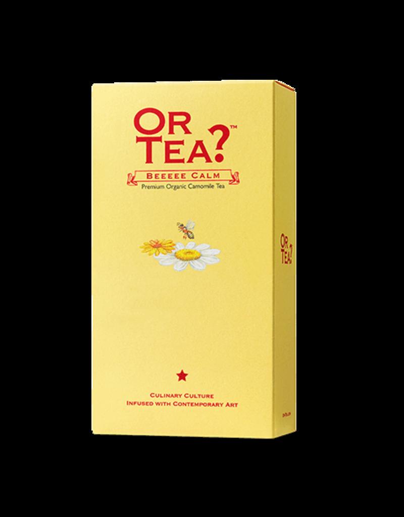 Or Tea Or Tea - Beeee Calm (losse thee)