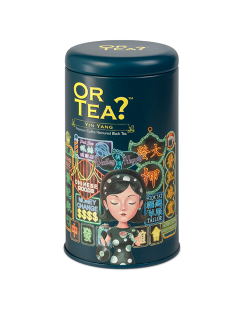 Or Tea Or Tea - Ying Yang (canister)