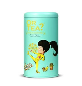 Or Tea Or Tea - Kung Flu Fighter (canister)