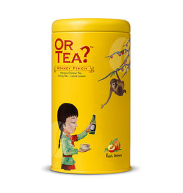 Or Tea Or Tea - Monkey Pinch (canister)