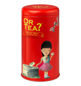 Or Tea Dragon Well (canister)