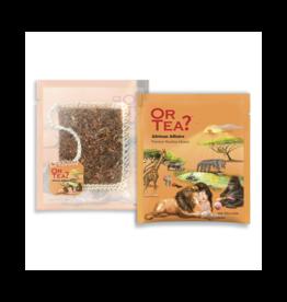 Or Tea Or Tea - African Affairs (100 builtjes)