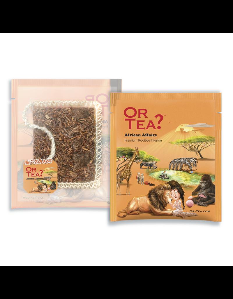 Or Tea Or Tea - African Affairs (builtjes)