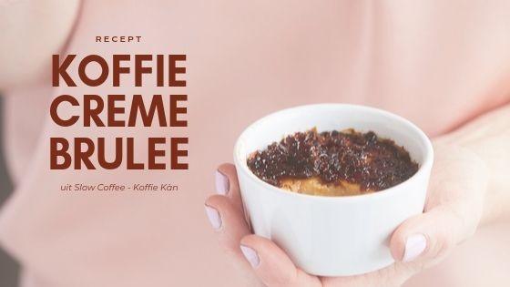 Koffie-Crème Brulée