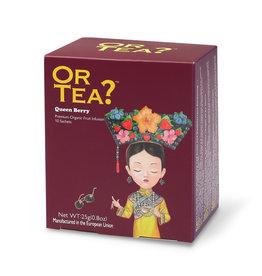 Or Tea Or Tea - Queen Berry  (builtjes)