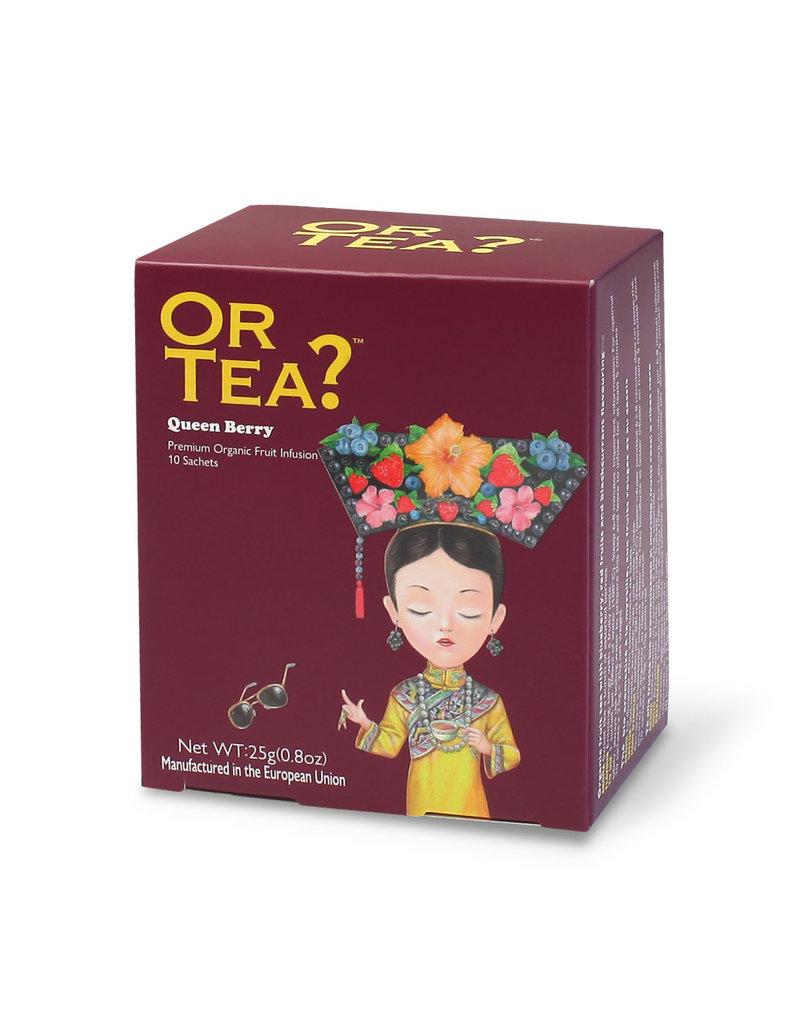 Or Tea Queen Berry (builtjes)