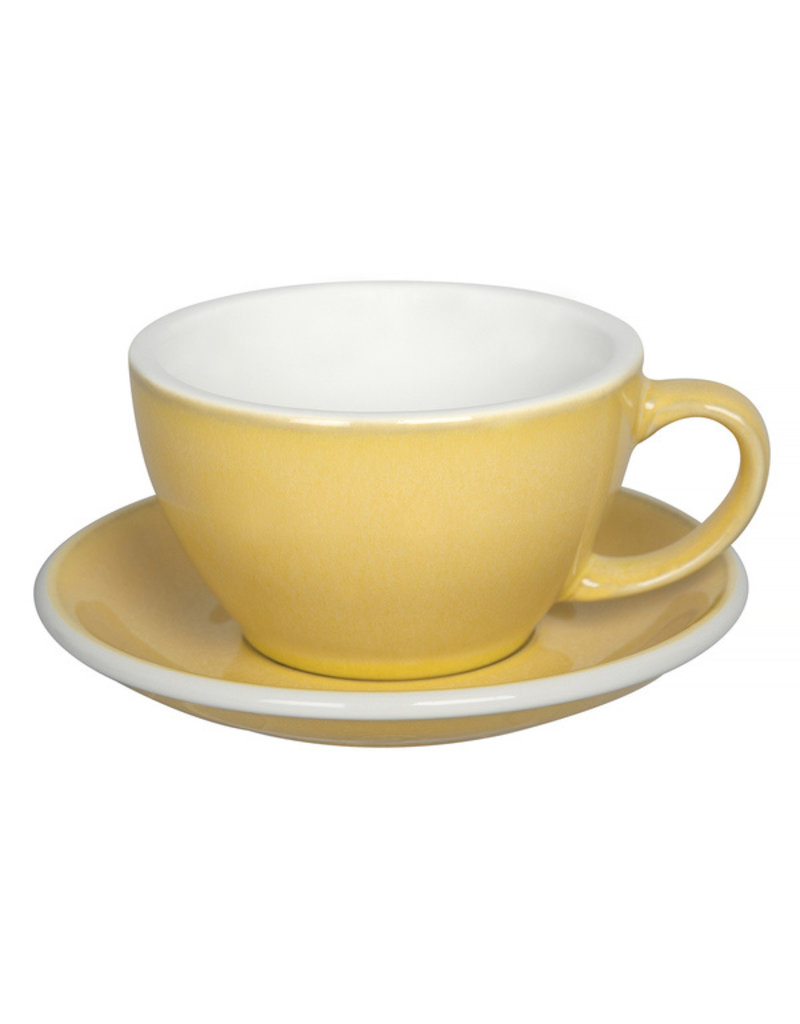 Loveramics Loveramics Egg - Cafe Latte 300 ml Cup and Saucer