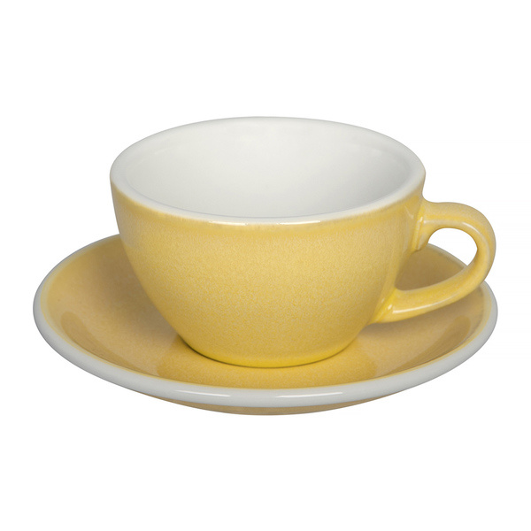 Loveramics Egg - Cappuccino 200 ml Cup and Saucer