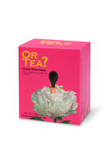 Or Tea Lychee White Peony (sachets)