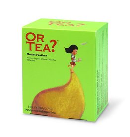 Or Tea Or Tea - Mount Feather (builtjes)