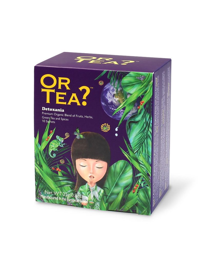 Or Tea Detoxania (sachets)