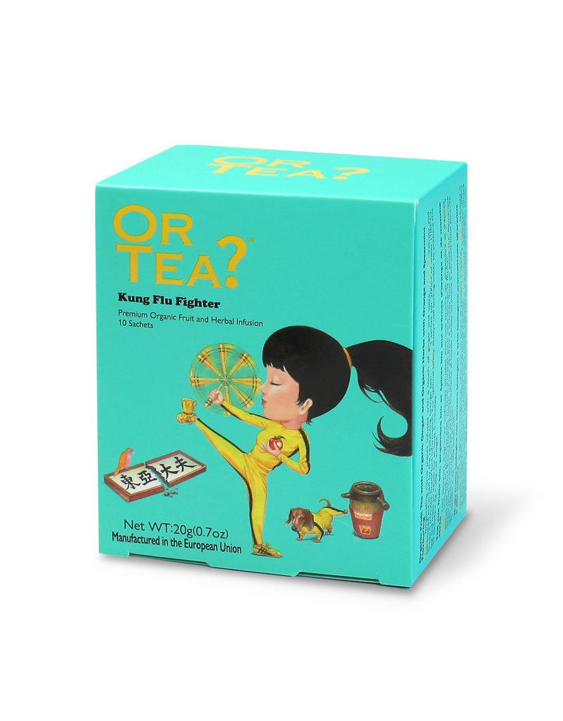 Or Tea Or Tea - Kung Flu Fighter (builtjes)