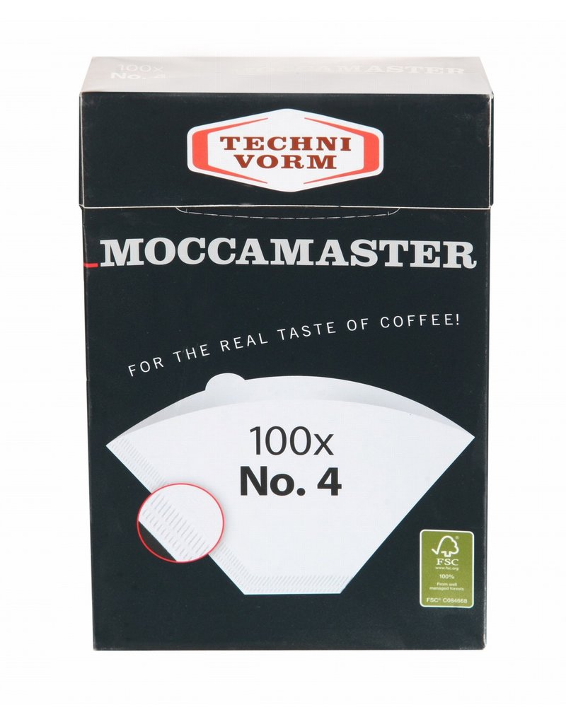 Moccamaster Moccamaster Papier Filtre