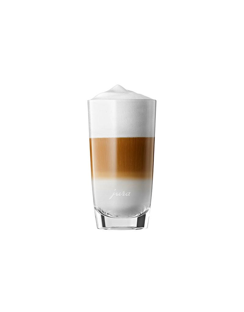 Jura Jura - Verre Latte Macchiato - Set de 2