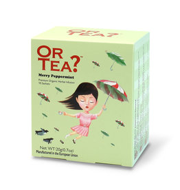 Or Tea Merry Peppermint (sachets)