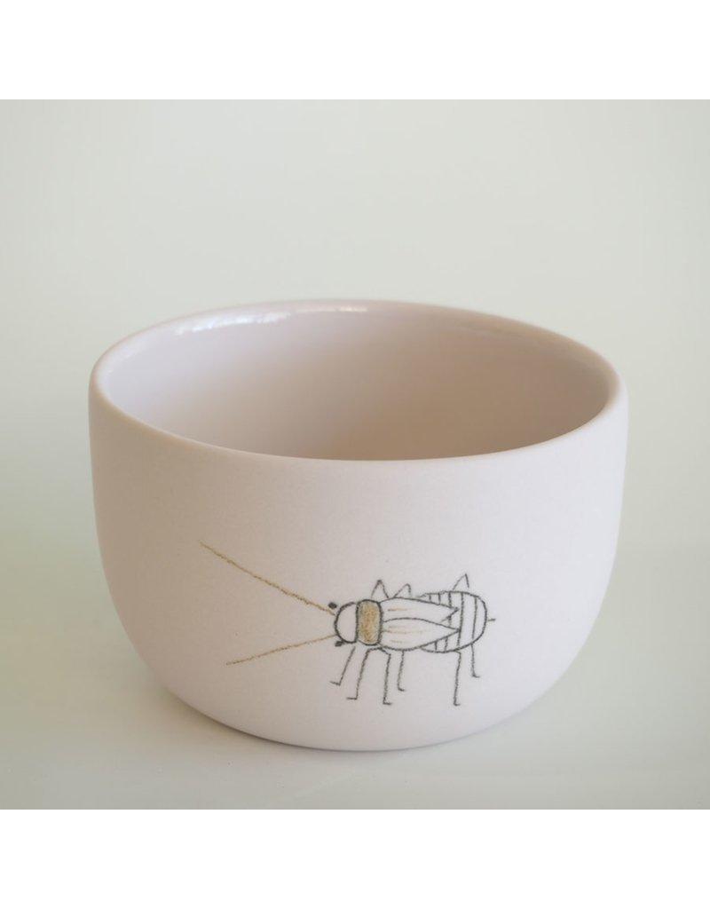 Studio Harm & Elke Mug Insects - coffee (L)